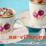 Как приготовить домашнее шоколадное мороженое