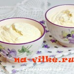 Рецепт приготовления масляного крема Шарлотт
