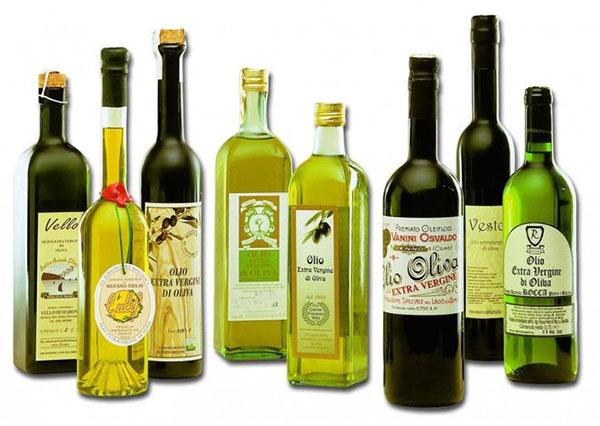 Хранение оливкового масла в домашних условиях