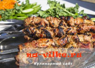 Жарим аппетитный шашлык в томате