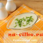 Классический способ приготовления соуса Бешамель