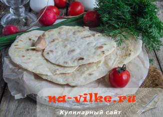 Рецепт приготовления еврейской мацы