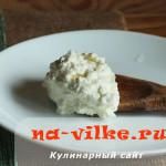 Взбитые сливки для крема