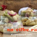 Маринование грибов и овощей дома и на производстве