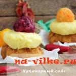 Как запечь куриную грудку с картофелем красиво и празднично