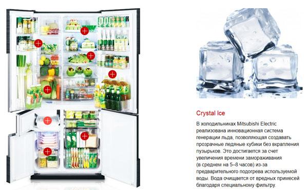 Система генерации льда