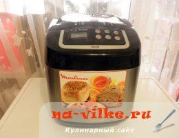 Моя хлебопечка Moulinex OW110E