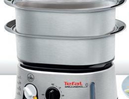 Отзыв о электрической пароварке Tefal VC 101733
