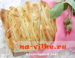 Рецепт домашнего хлеба «Гармошка» по-итальянски