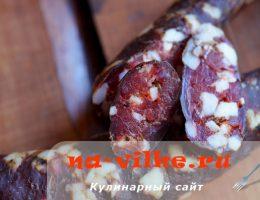 Приготовление сыровяленой колбасы своими руками