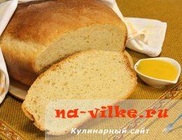 Домашний хлеб с медом и розмарином
