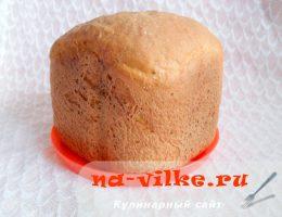 Хлеб Творожный - рецепт для хлебопечки
