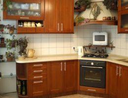 Интерьер обычной кухни простой
