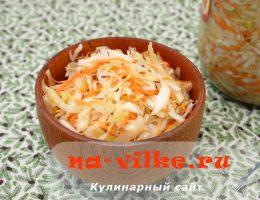 Как заготовить на зиму хрустящую и сочную квашеную капусту с тмином