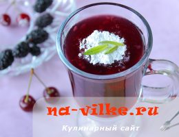 Готовим вкусный ягодный кисель в мультиварке