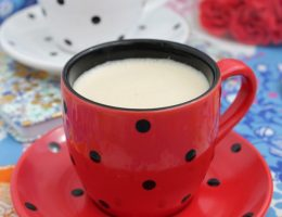 Кофе с халвой