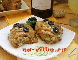 Вкусное и оригинальное блюдо «Пьяная курица» в мультиварке
