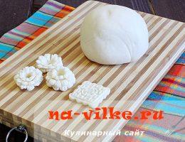 Пошаговое приготовление сахарной мастики в домашних условиях