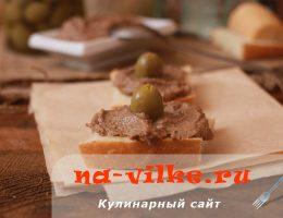 Приготовление печеночного паштета в мультиварке