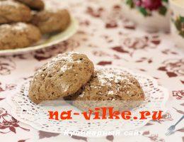 Печенье из гречневой каши