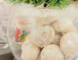 Печенье «Снежки»