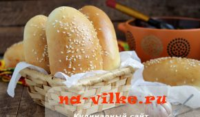 Миниатюра к статье Пирожки с мясом и рисом в духовке