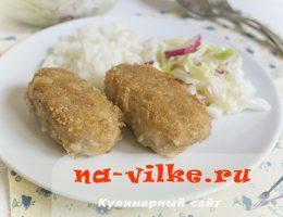 Рецепт рыбных олбасок