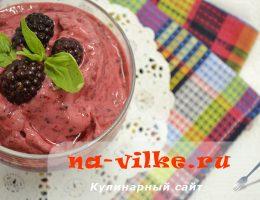 Вкусный и питательный ягодный смузи за 5 минут