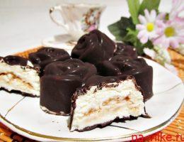Полезные конфеты - сырки с джемом