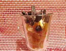 Цукаты из апельсиновых корок в шоколаде