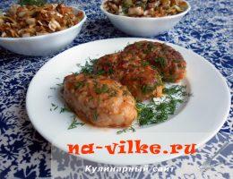 Готовим сочные и нежные мясные тефтели с томатной подливкой