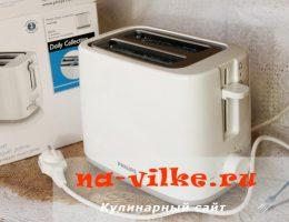 Тостер PHILIPS HD 2595