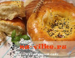 Как испечь узбекские лепешки с кунжутом в духовке