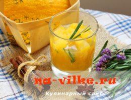 Как варить варенье из тыквы с пряностями