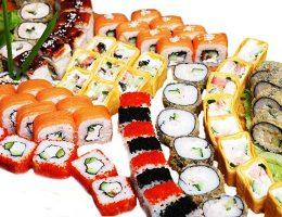 Фото и описание разных видов суши