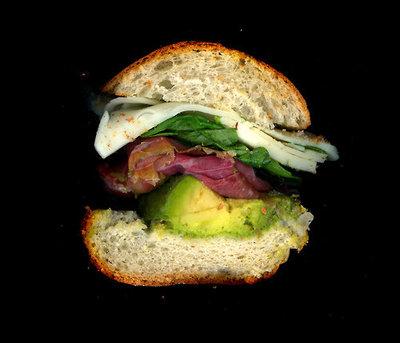 Сендвич из коллекции