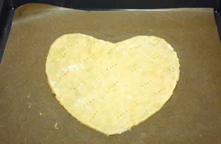 Тесто для коржа