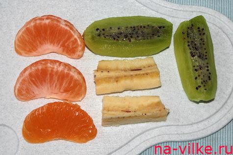 Начинка из фруктов