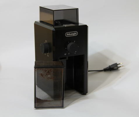 Кофемолка DeLonghi KG 79 в деталях