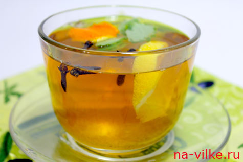 Чай с гвоздикой