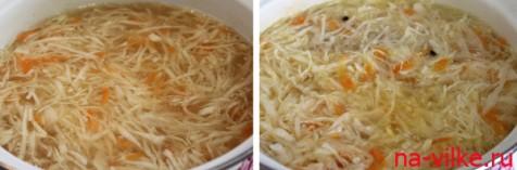 Капуста квашеная в суп