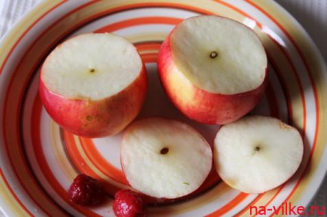 Яблоки для запекания