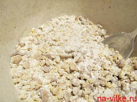 Начинка ореховая