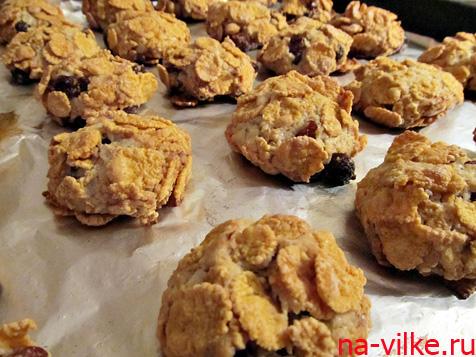 Печенье - заготовки