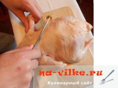 Как грамотно разделать курицу