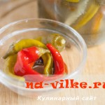 Перец острый квашеный – рецепт на зиму