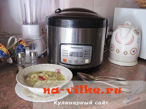 REDMOND RMC-M4524 в интерьере кухни