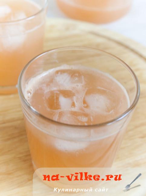 Грейпфрутовый напиток