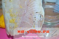 Маринованный толстолобик