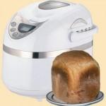 Буханка и хлебопечка